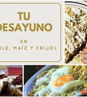 Restaurante Chile, Maíz y Frijol