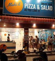 Make it phangan Pizza and Salad bar