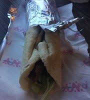 Tobclas Sandwich & Salat