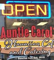 Auntie Carol's Hawaiian Cafe & Catering