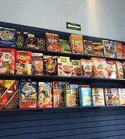 El Ring Cereal Bar