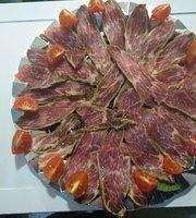 Bar Constantina cuisine