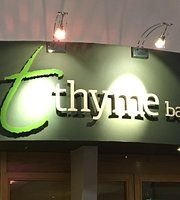 Thyme Bar and Grill