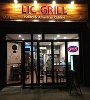 LIC Grill Indian and American Cuisine