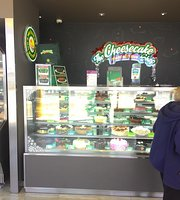 The cheese cake shop