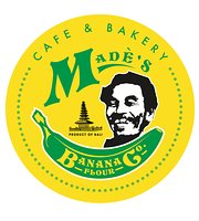 Made's Banana Flour Cafes Ubud