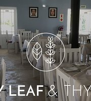 Bay Leaf & Thyme