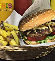 Monchis Burgers & More