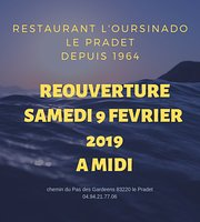 Restaurant L'Oursinado