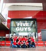 Five Guys - La Maquinista