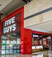 Five Guys - Parquesur