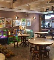 Bujang Lapok Cafe