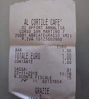 Al Cortile Cafe