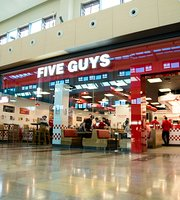 Five Guys - La Gavia