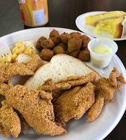 Elmore's Fish and Wings