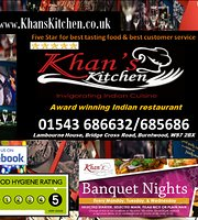 Khan's Kitchen