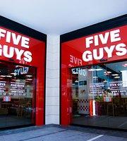 Five Guys - Puerto Venecia