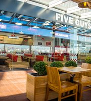 Five Guys - Plaza Río 2