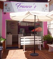 Franco's Frozen Yogurt