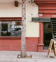 Café Laberinto Casa de Arte