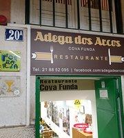 Restaurante Adega dos Arcos - Cova Funda