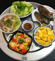 Vietnamese Family Meal