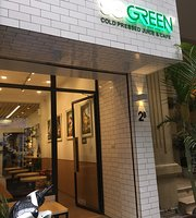 SOGREEN Cold Pressed Juice & Cafe