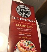 Till Five Pizza