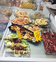 Sea Food Take Away Restaurant