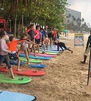 Surf Paradise Surf school & Seafood Restaurant