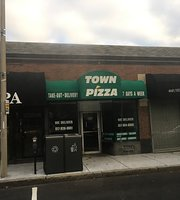 Newton Center Town Pizza