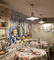 Mad Hatter's Tea Room