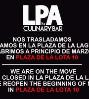 LPA The Culinary Bar