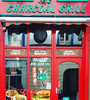 The charcoal grill cross street