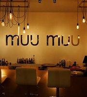 Muu Muu Dessert Cocktail Bar