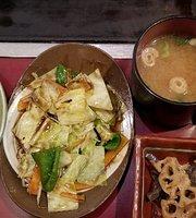 Okonomiyakitakoyaki Mejirotei