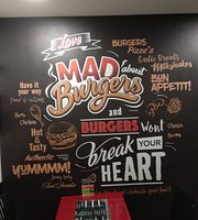 Mad About Burgers