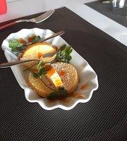Indian Papadum Restaurant.