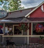 The Golden Saloon