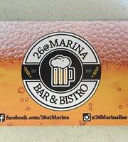 26 @ Marina Bar & Bistro