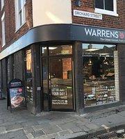 Warrens Bakery - St Dunstan's
