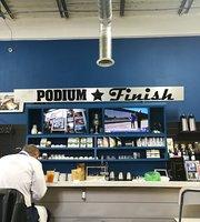 Podium Finish Sport Boutique & Cafe