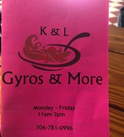 K&L Gyros & More
