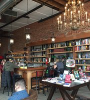 Afterword Tavern And Shelves
