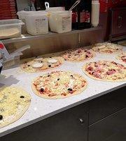 Kiosque a Pizzas de Puiseaux