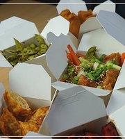 Asian Wok Box