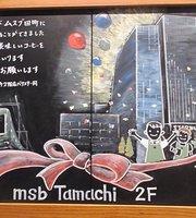 Starbucks Coffee Mbs Tamachi 2F