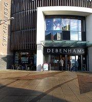 Costa within Debenhams