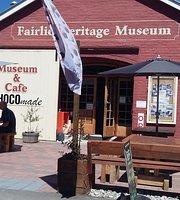 Fairlie Heritage Museum & Cafe