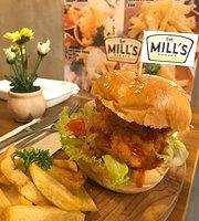 Mill's Burger
